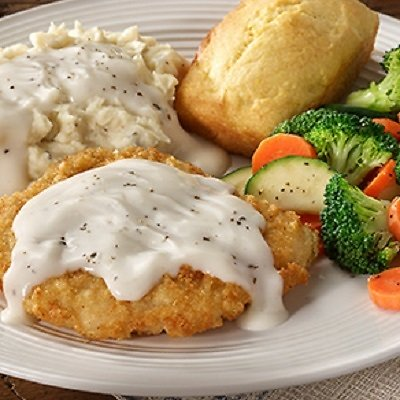 $5 Crispy Country Chicken Individual Meal