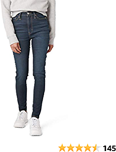 Signature By Levi Strauss & Co. Gold Label Juniors Ultra High Rise Jeggings