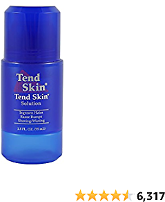 Tend Skin Refillable Ingrown Hair Rollon for Women & Men