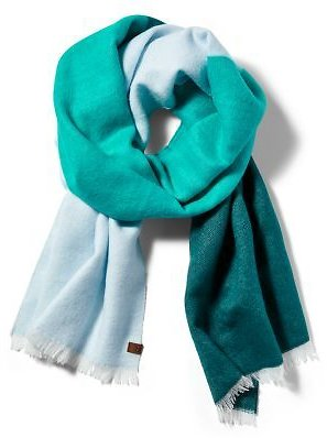 TIMBERLAND | Women's Color-Block Woven Scarf