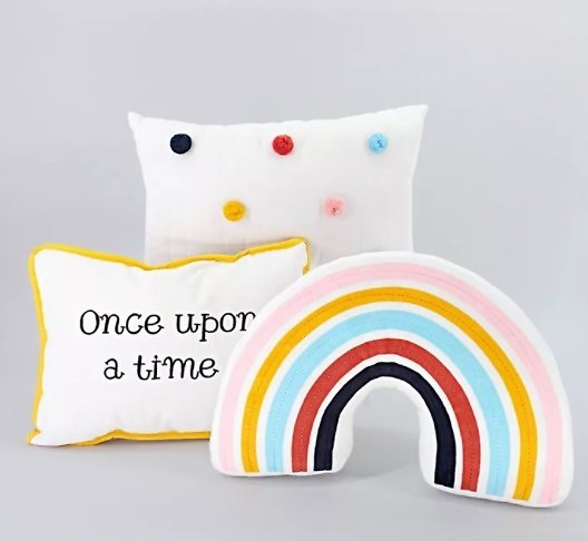 Bullseye's Playground™ 3pk Kids' Throw Pillows