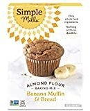 Amazon : Simple Mills Almond Flour, Cauliflower Pizza Dough Mix, Gluten Free, Made with Whole Foods For $4.12+ Prime Shipping