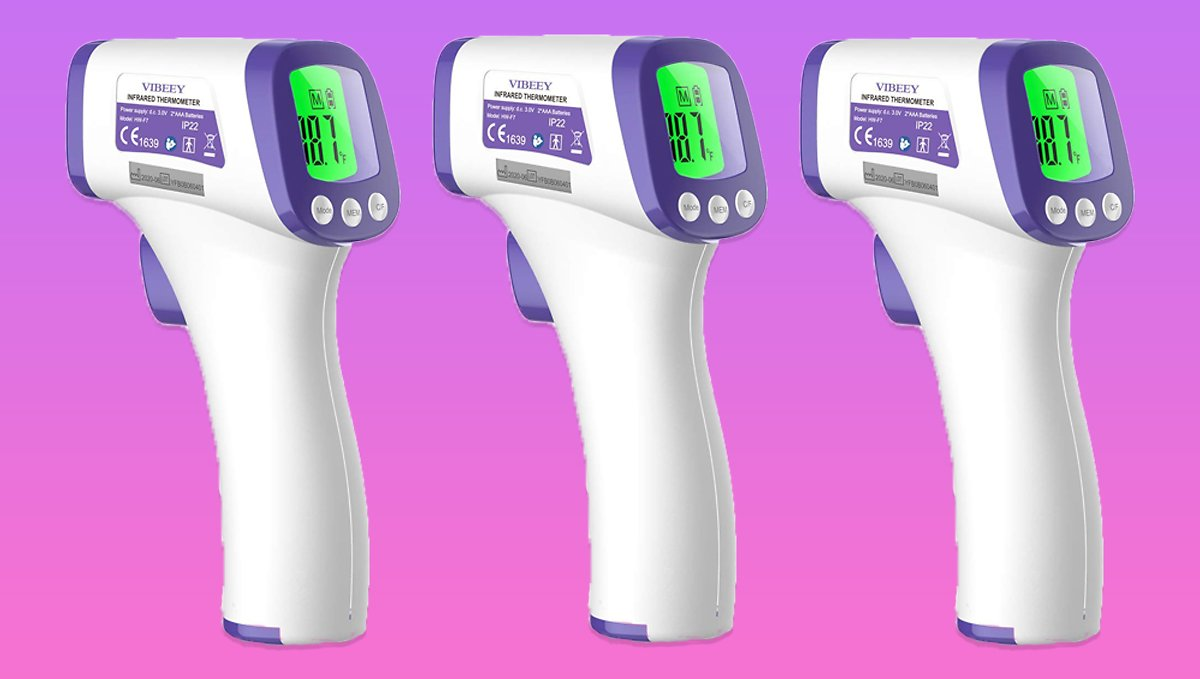 Amazon's No. 1 Best-selling Thermometer Is Just $19 for Presidents' Day