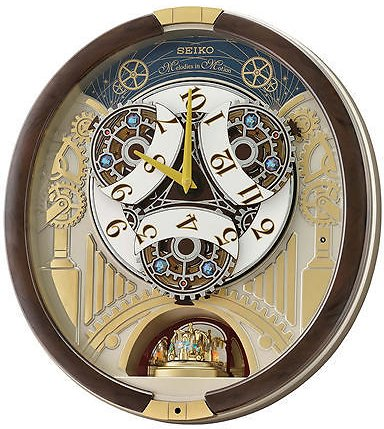 Seiko Melodies in Motion Clock 2020