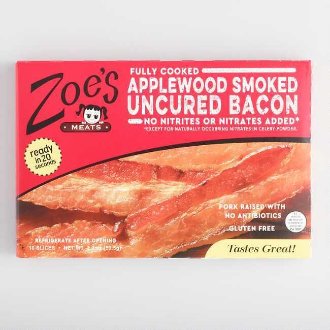 Zoefts Applewood Smoked Bacon