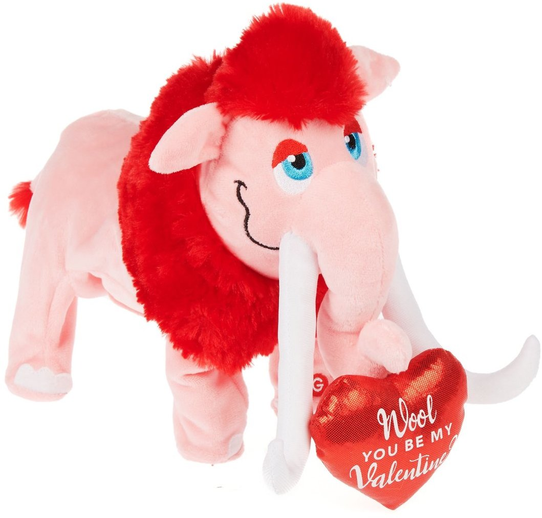 Way To Celebrate Valentine's Day Wooly Mammoth