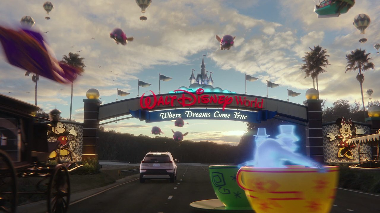 Chevy Introduces New Electric Car with Commercial Featuring Disney Friends
