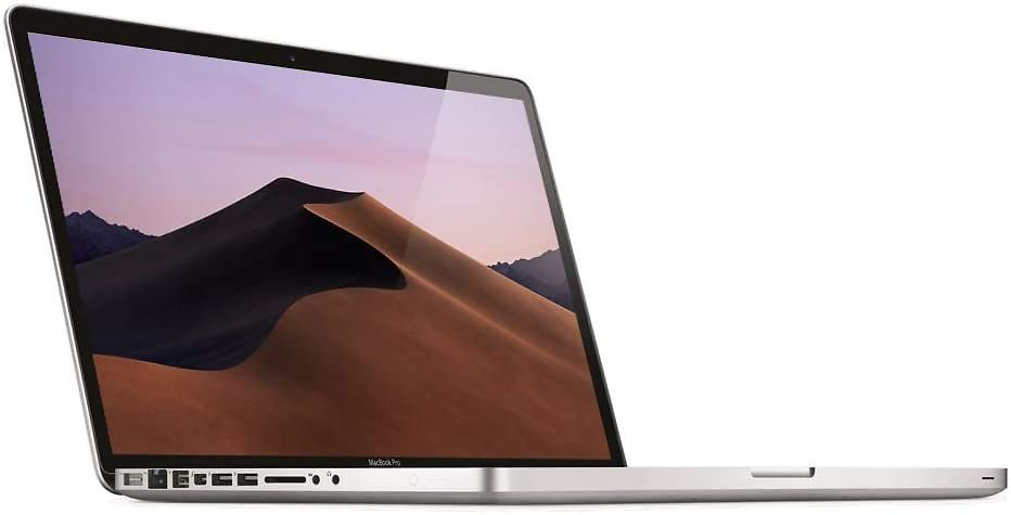 Apple MacBook Pro 15in Laptop Intel QuadCore I7 2.3GHz (MD103LL/A),16GB Memory, 480GB Solid State Drive, ThunderBolt (Renewed)