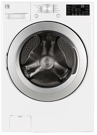 Kenmore Kenmore 41362 4.5 Cu. Ft. Smart Wi-Fi Enabled Front Load Washer – White