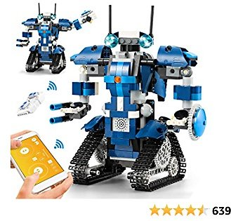 Amazon : Building-Controlled-Educational-Learning Toy $27.59($50.99) + Prime Shipping