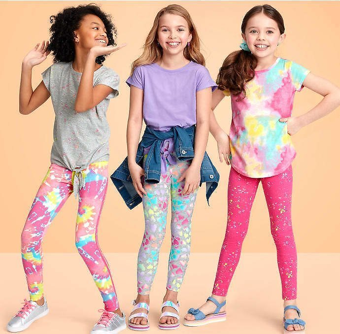 Up to 70% Off Girls All Leggings + Free Shipping
