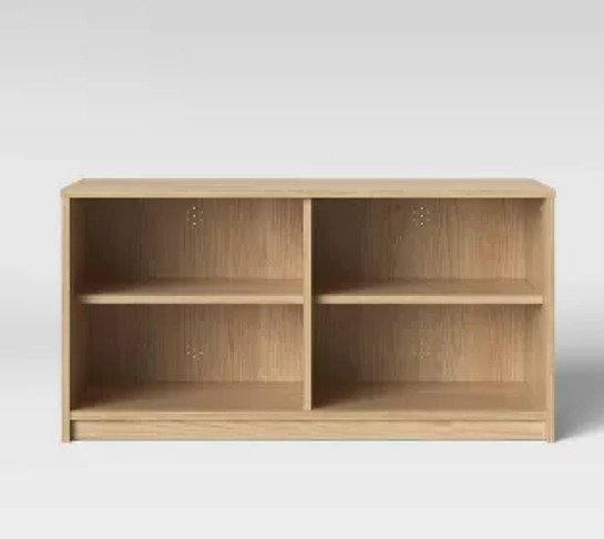 Open Shelf TV Stand - Room Essentials™