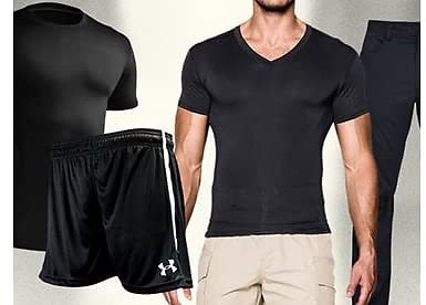 Under Armour Men's and Women's Apparel From $14.99