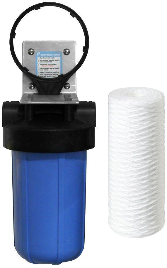 Pelican Water 10 In. 5 Micron Sediment Filter System-THD-BB10