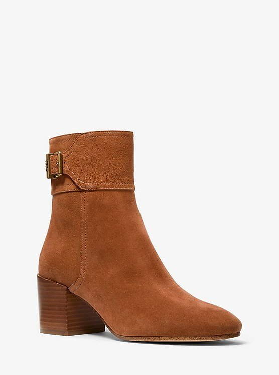 Kenya Suede Ankle Boot