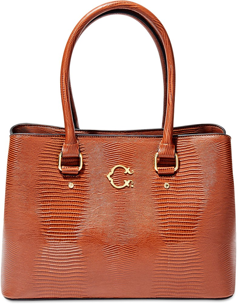 C. Wonder Beverly Triple Section Vegan Leather Tote Bag (3 Colors)
