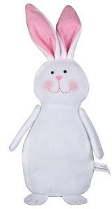 Plush Easter Bunny Decorations, 3x6.5x14 In.