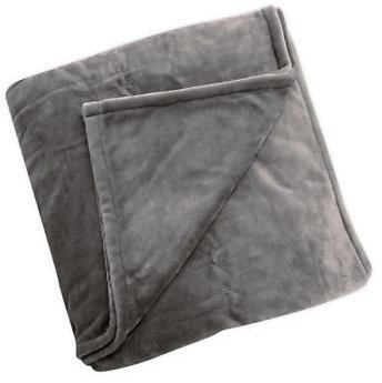 Brookstone® N-a-p® Plush Heated Blanket