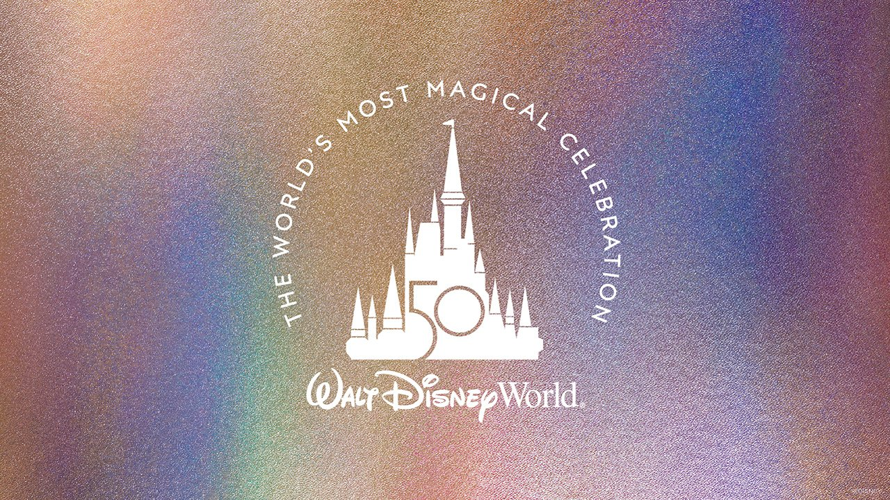 'The World's Most Magical Celebration' Begins Oct. 1 in Honor of Walt Disney World Resort's 50th Anniversary