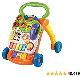 VTech Sit-to-Stand Learning Walker (Frustration Free Packaging) Toys
