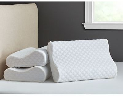 Therapedic® Classic Contour Memory Foam Side/Back Sleeper Bed Pillow