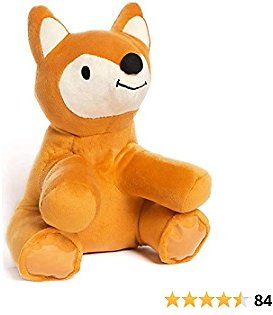 Animal-Gifts Valentine's Gift Stuffed Fox Animal, Cuddly and Soft for Boys, Girls,Toddles 12 Inches