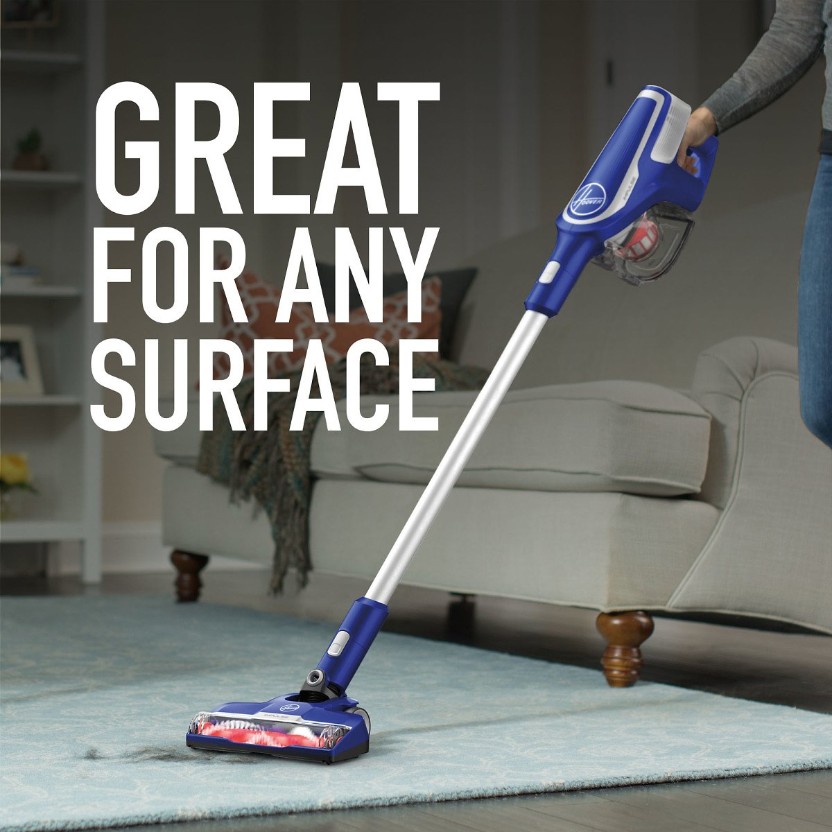 Hoover IMPULSE Cordless Stick Vacuum Cleaner