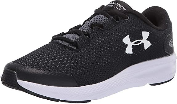 Under Armour Kids' Grade School Charged Pursuit 2 Sneaker Shoes