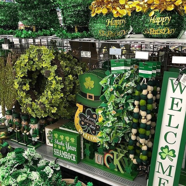 St. Patrick's Day Essentials from $1.39