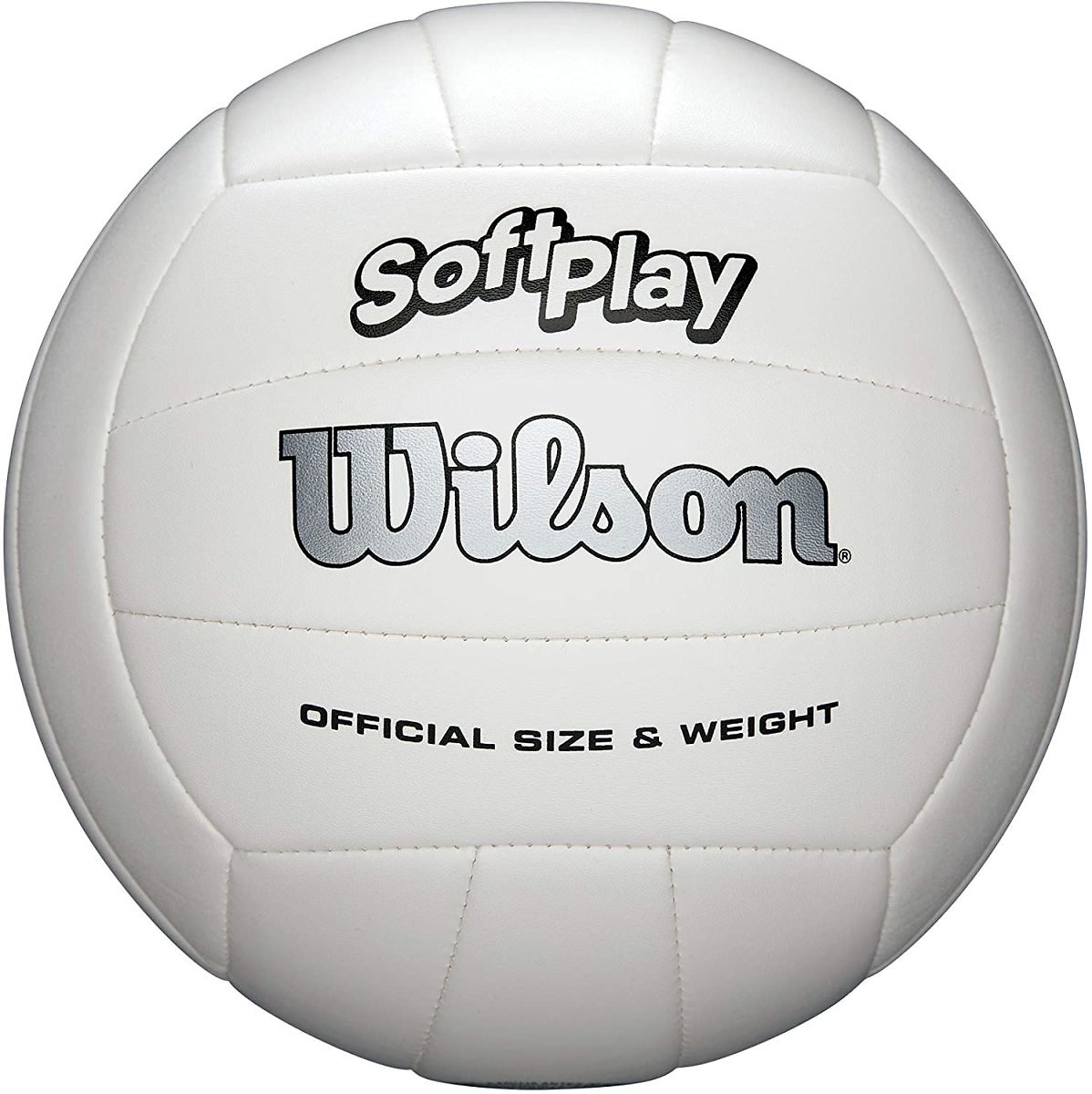 Wilson Soft and Super Soft Play Volleyball (2 Colors)