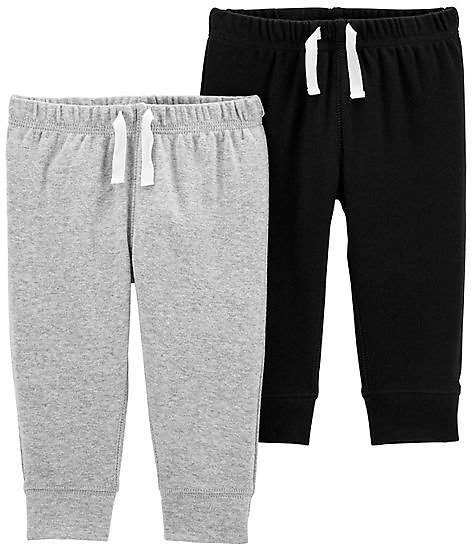 Baby Carter's 2-Pack Pull-On Pants