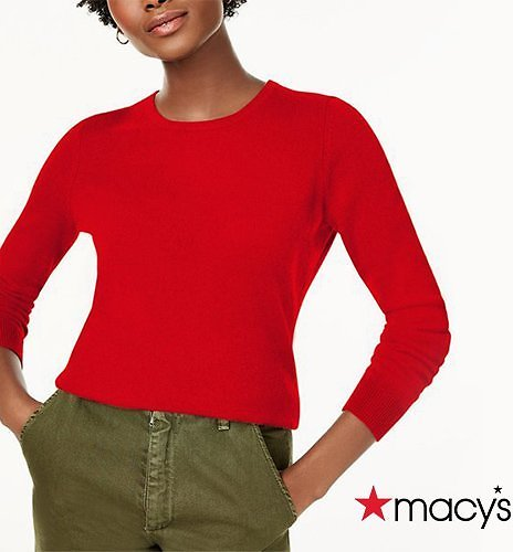 Up to 70% Off Macy's Brand Clothing, Shoes, & Home Sale