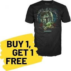 Buy One & Get One Free Select Regular Priced Tees for The Family