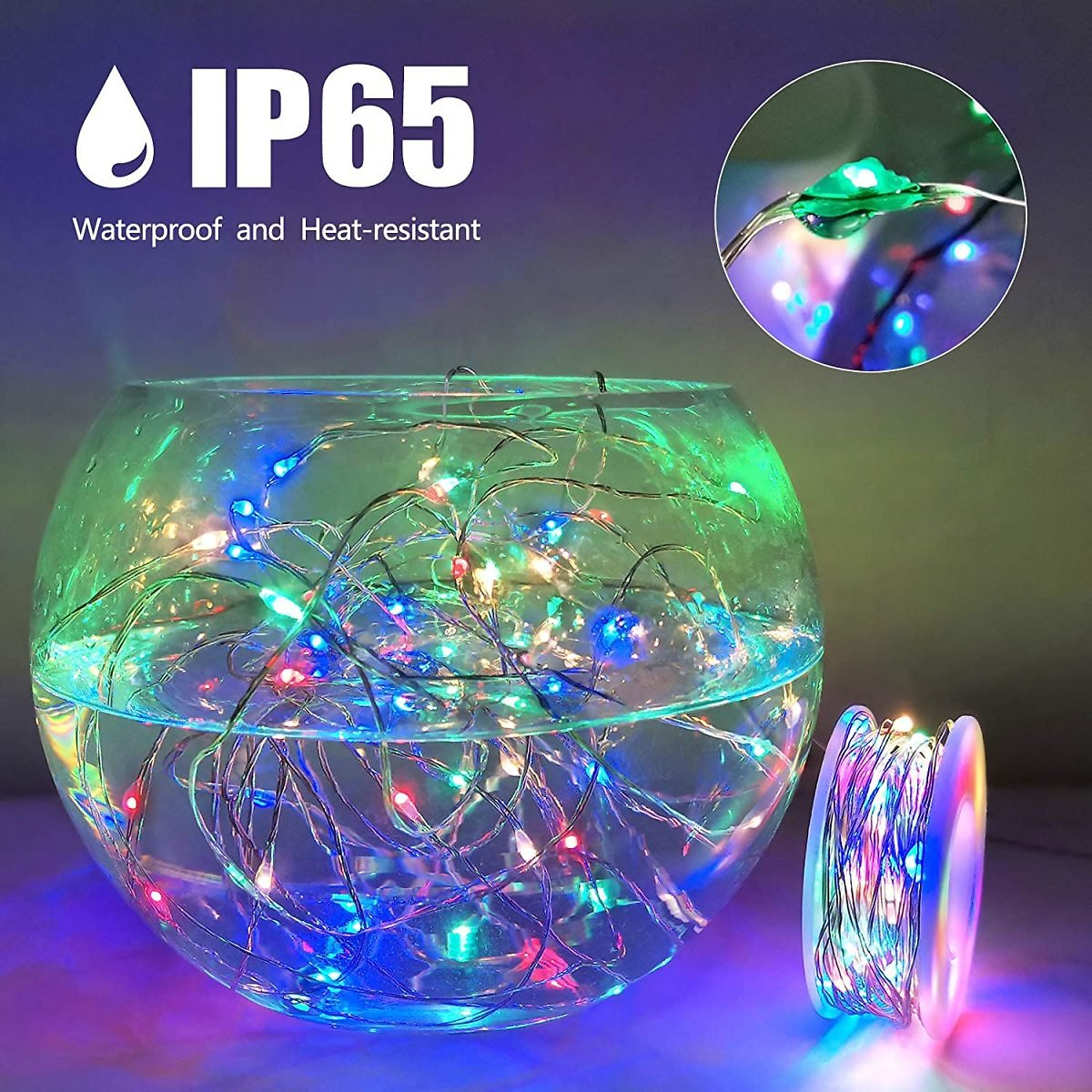 Save On 120 LED USB String Lights with Promo Code On Amazon.com