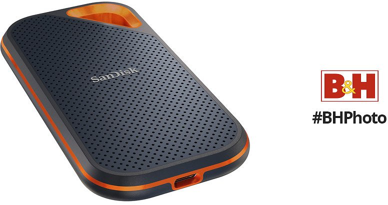 SanDisk 1TB Extreme Pro Portable SSD