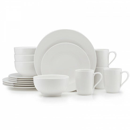 For Me 16 Piece Dinnerware Set, Service for 4