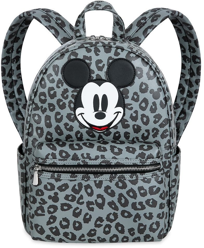 Mickey Mouse Grayscale Backpack