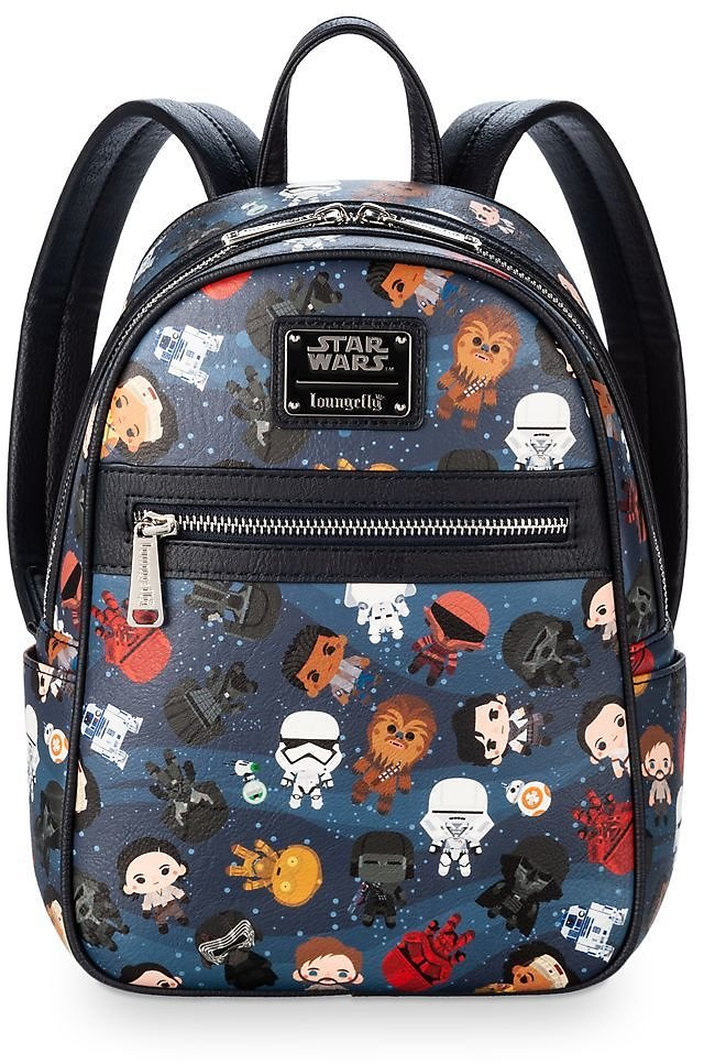 Star Wars: The Rise of Skywalker Mini Backpack By Loungefly
