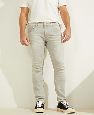 64% OFF | GUESS Sandstone Skinny Jeans