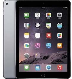 Apple IPad Air 2 WiFi Tablet With 9.7