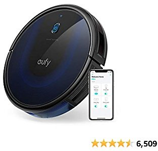 Eufy By Anker, BoostIQ RoboVac 15C MAX, Wi-Fi Connected Robot