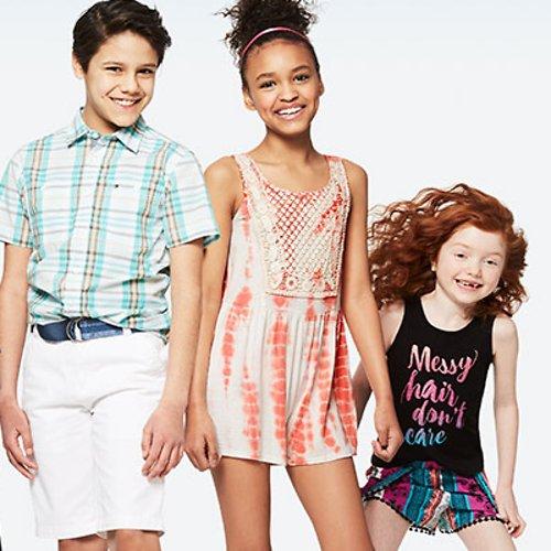 Up to 80% Off Kids Clearance/Closeout Sale + Extra 20% Off