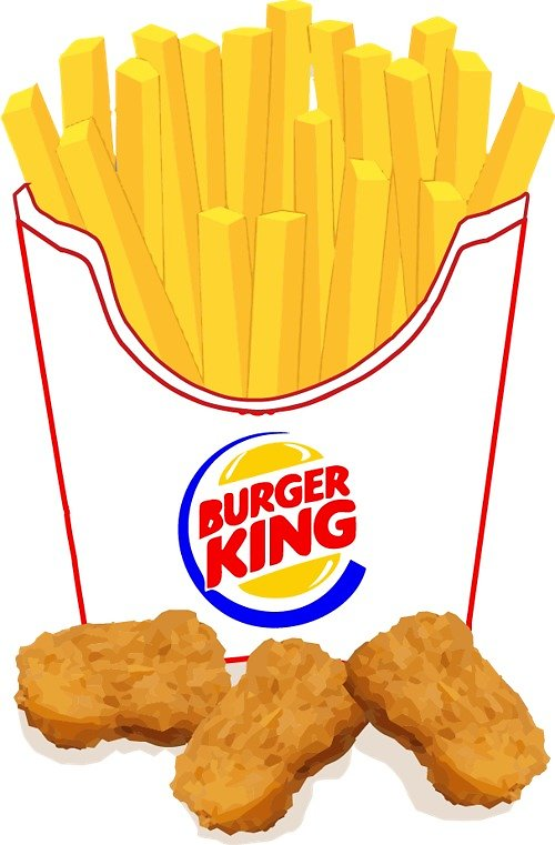 $3 Only 10 PC Nuggets and Large Fries (Participating Locations)
