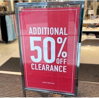 Forever 21: Extra 50% Off Clearance Sale