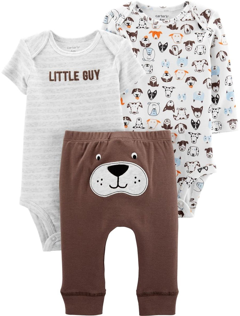 Carter's 3-Piece Baby Sets