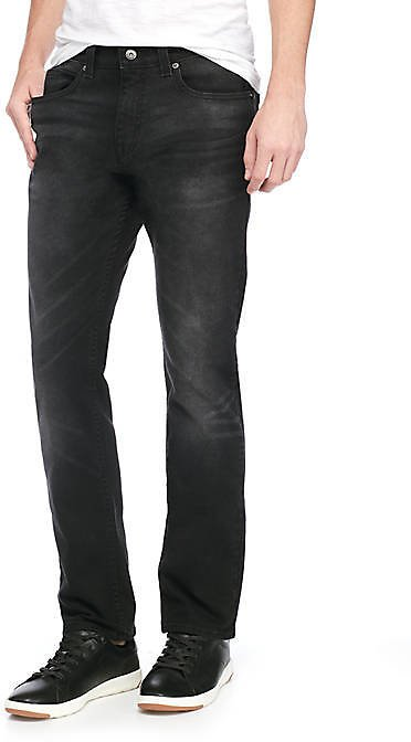Slim Fit Coal Stretch Jeans