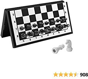 FanVince Chess Set Magnetic Board Games