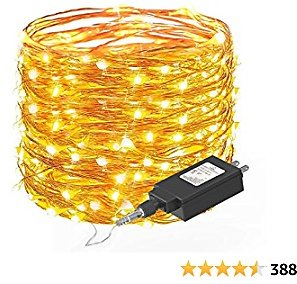 Ittiot Fairy String Lights 33ft with 100 LEDs