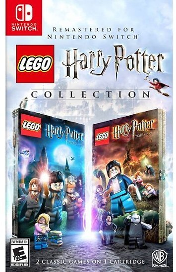 LEGO Harry Potter Collection Standard Edition Nintendo Switch 1000724951