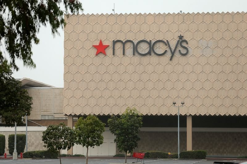 Macy's Forecasts Upbeat 2021 Sales On Stimulus Checks, Online Shoppers